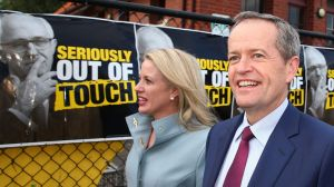 Bill Shorten, seen with his wife Chloe, is likely to send jitters through high income earners and the top end of town ...