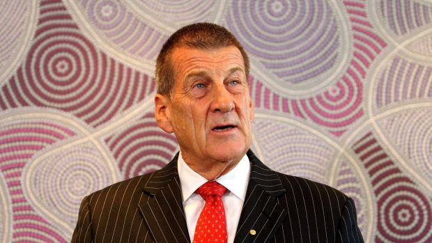 Jeff Kennett 'disappointed' by Malcolm Turnbull's crack at Tony Abbott