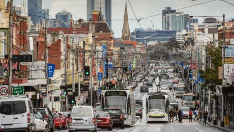 Melbourne is the world's most liveable city, according to the Global Liveability Ranking.