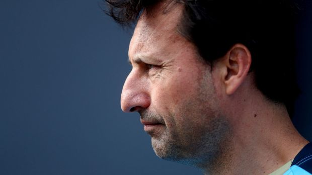 Origin blues: Laurie Daley's future is uncertain after another series defeat.