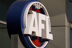 An AFL club official is under investigation for a sexual harassment complaint.