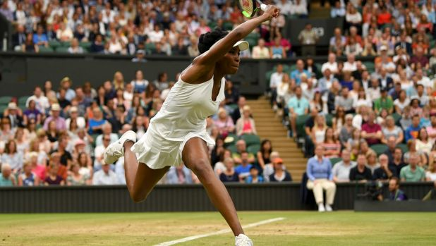 Venus Williams is bidding to become the oldest champion in the open era.