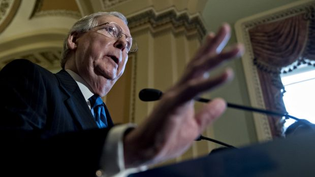 Senate Majority Leader Mitch McConnell had to admit the Republicans have once again failed to pass a healthcare reform bill.