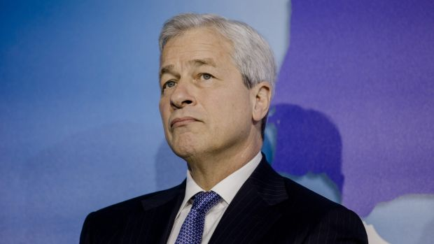 """Jamie Dimon said that if any JPMorgan traders were trading the cryptocurrency, """"I would fire them in a second."""""""