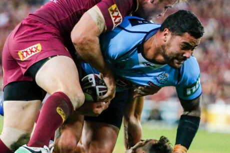 "Andrew Fifita: ""I play to make my team proud."""