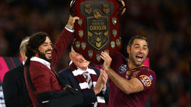State of Origin 2017: Maroons dominate Blues to win series