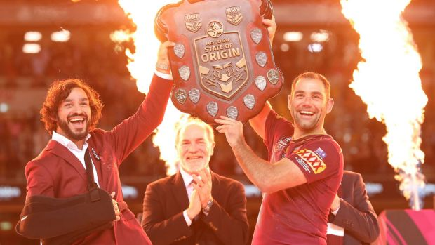 Smith: Maroons star Slater will be okay for Origin decider