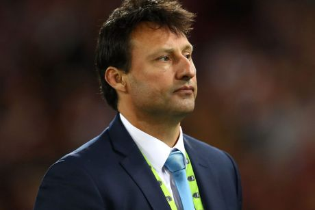 Time to go: Blues coach Laurie Daley is a good bloke, but change is due.