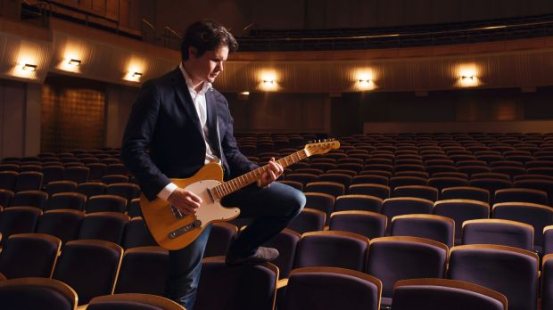 David Reilly: Science explained through the guitar.