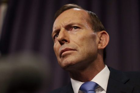 Former prime minister Tony Abbott wants to undermine the Coalition government and convince his colleagues to reverse ...