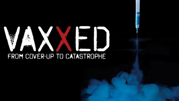 Movie Vaxxed. From cover up to catastrophe. Showing at Castlemaine cinema