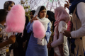 Malala Yousafzai spent her birthday with girls who had been forced to leave school.