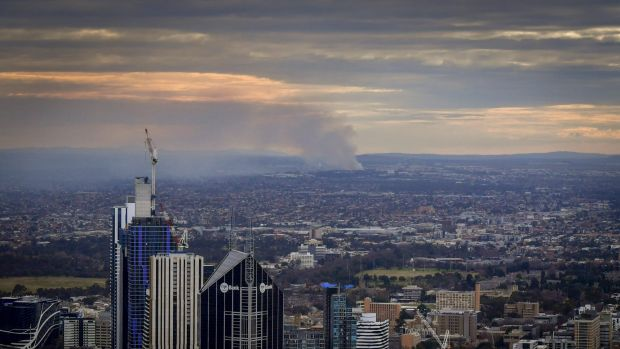 Recycling Plant Fire Forces Hundreds From Homes in Australia's Melbourne