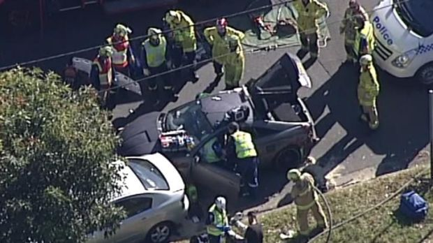 Driver likely killed by defective Takata airbag in Sydney crash, police say