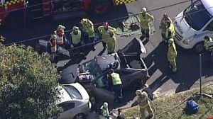 A man in his 50s died after a crash in Cabramatta last week.