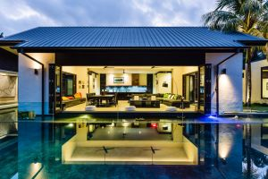 Demand for resort-style homes has never been so high. Image: 54 Beachfront Mirage, Port Douglas.