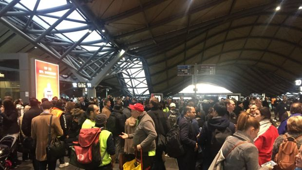 Major Computer Fault Brings Down Melbourne's Entire Metro Train Network
