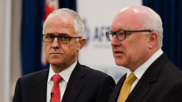 Prime Minister Malcolm Turnbull and Attorney-General George Brandis expect us to trust them with the keys to our digital ...