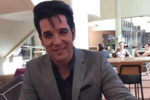 Elvis Tribute Artists Jay Dupuis at Surfers Paradise
