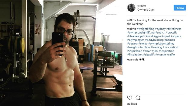 Weightlifter Con Vasiliades was a Liberal councillor in Canterbury. The home and office of his father, George, a real ...