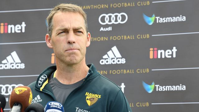 Alastair Clarkson reflects on his coaching career so far.