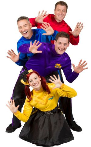The Wiggles matters to kids, and the message behind it even more so
