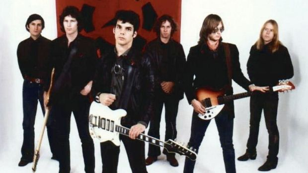 """Mostly uptempo songs with a bit of aggression"": Radio Birdman are revered for their raw live performances."