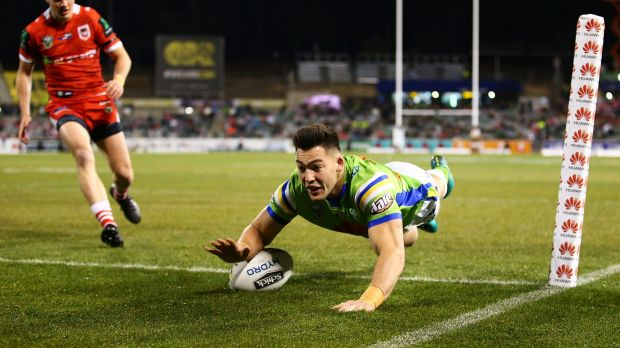 Nick Cotric has been a star this year. (Photo by Mark Nolan/Getty Images)