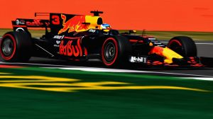 Daniel Ricciardo believes Red Bull is making ground on Mercedes and Ferrari.