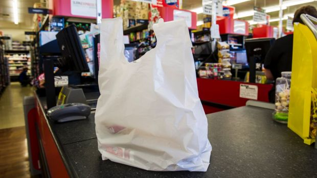 Most states have banned or promised to ban plastic bags, but others lag behind.