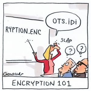 The Australian government plans to break the end-to-end encryption offered by apps like WhatsApp.