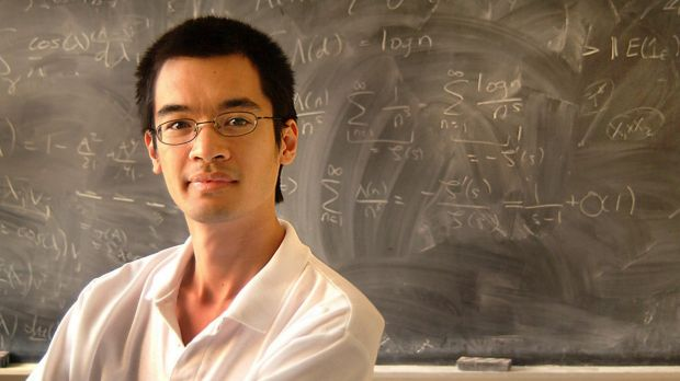 Terence Tao, who became the first Australian to win the Fields Medal in 2006.