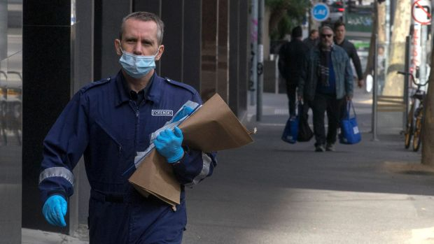 Woman Found Dead In Shower Of Melb Serviced Apartment After Buck's Party