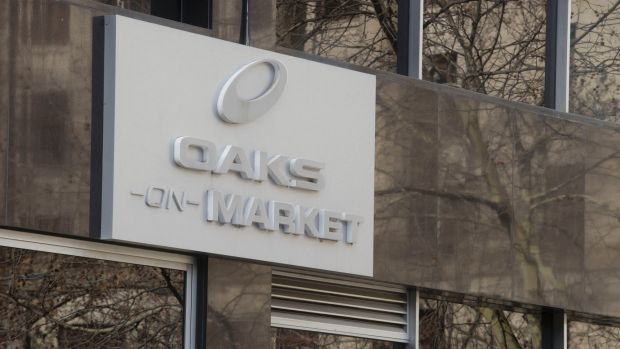 The Oaks on Market building in Melbourne's CBD.
