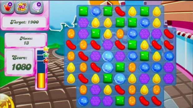 The report wryly says, like Candy Crush Saga, Queensland engineering construction peaked in 2013.