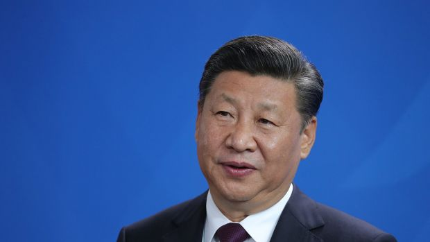 President Xi Jinping's government is aiming for economic growth of around 6.5 per cent in 2017.