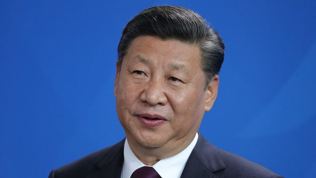 Chinese President Xi Jinping stressed the importance of reining in vertiginous debt levels in the world's second largest ...
