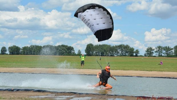 Miles was scheduled to represent Australia at Swoop Freestyle, a professional freestyle parachuting competition in ...
