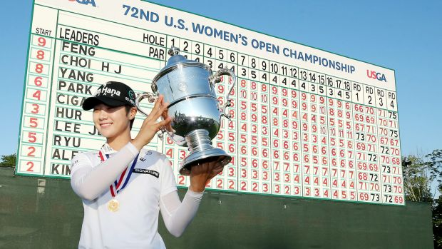 Experience worth more than money, says US Open runner-up Choi