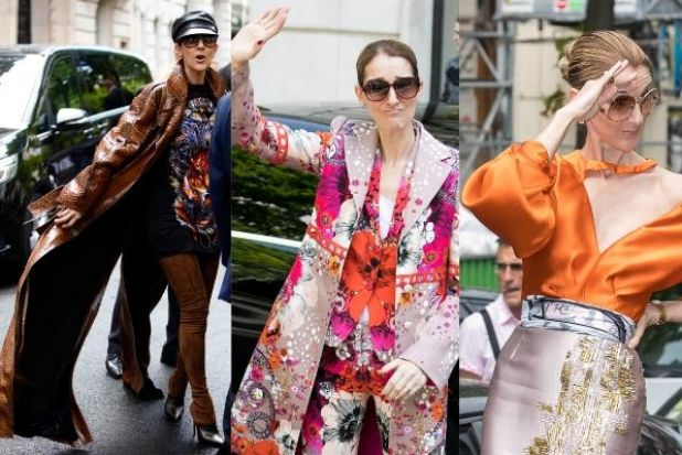 Celine Dion is in Paris at the moment, and she's been bringing some seriously directional street style game all week. ...