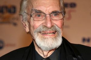 Martin Landau arrives at the 24th Night of 100 Stars Oscars Viewing Gala.