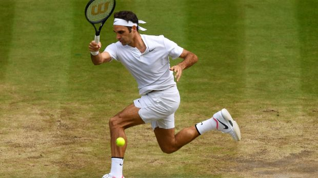 Roger Federer has sensibly managed his workload throughout his career.
