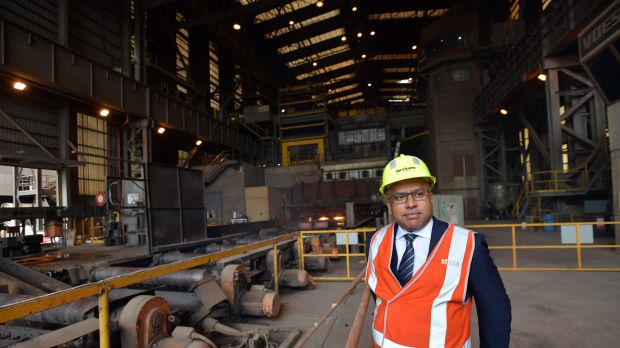 Sanjeev Gupta says the GFG Alliance is committed to Arrium for the long haul.