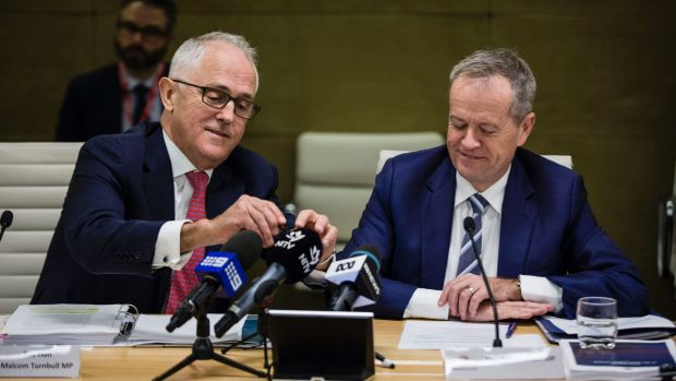 MPs weigh up Shorten's four-year parliamentary term suggestion