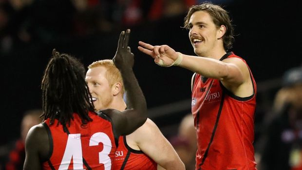 Joe Daniher is crucial to the Bombers' finals charge.