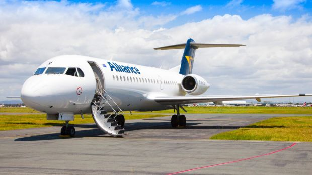 Brisbane-based Alliance Airlines has expanded to Gladstone, Bundaberg and Port Macquarie.