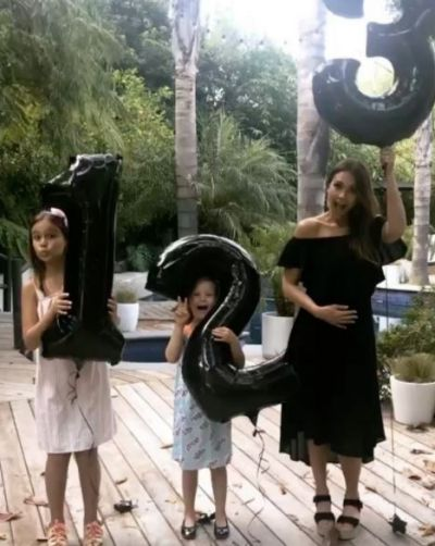 After rumours circulated during a Hawaiian family vacation, Jessica Alba took to Instagram with her two daughters Honor ...