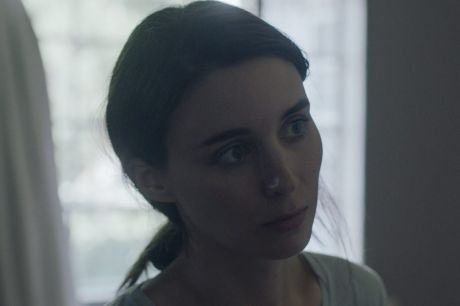 Rooney Mara plays a grieving woman in A Ghost Story.