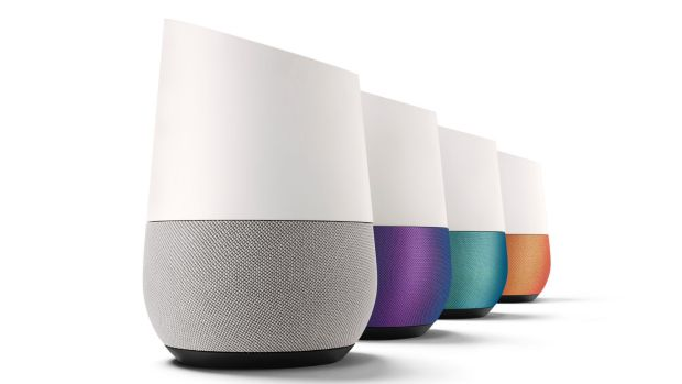 Home's base is removable and you can buy replacements in various colours, although choice currently limited in Australia.
