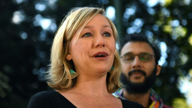 The Greens have been rocked by a second resignation after Queensland Senator Larissa Waters quit upon realising she was ...